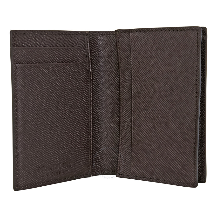 Montblanc sartorial business card holder tobacco montblanc montblanc sartorial business card holder tobacco colourmoves