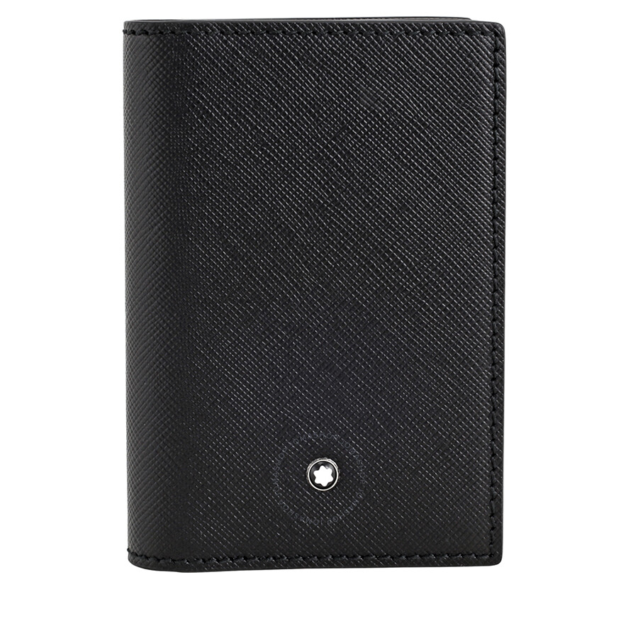 Montblanc Sartorial Business Card Holder with Gusset 116344 ...