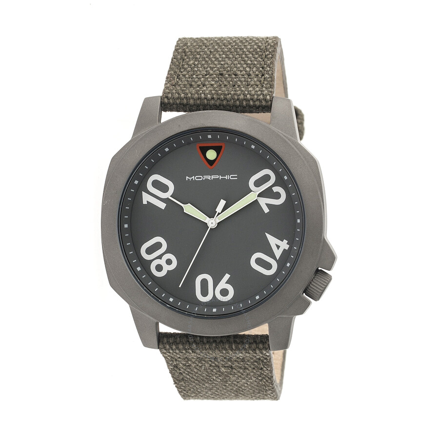 watch face watches collections canvas white gold wild atlantique unisex olive