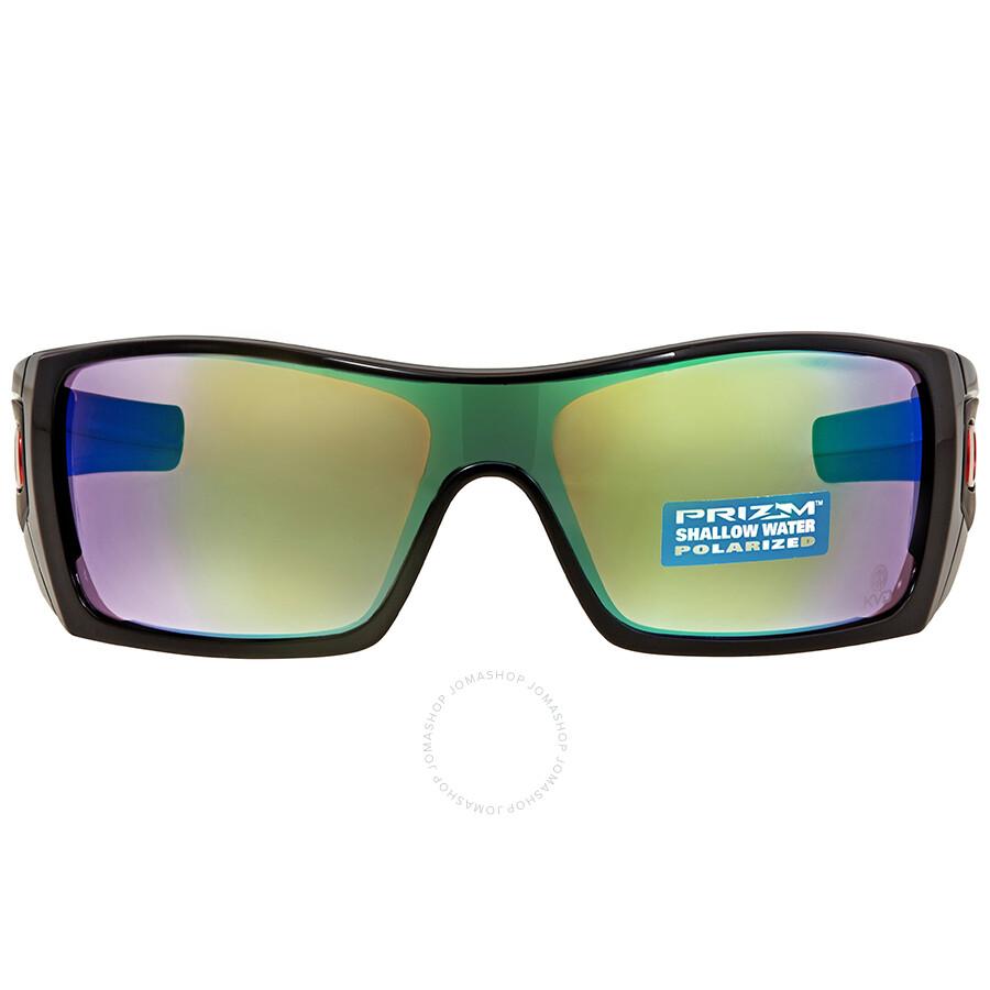 Oakley Batwolf Prizm Shallow H2O Sunglasses - Oakley - Sunglasses ...