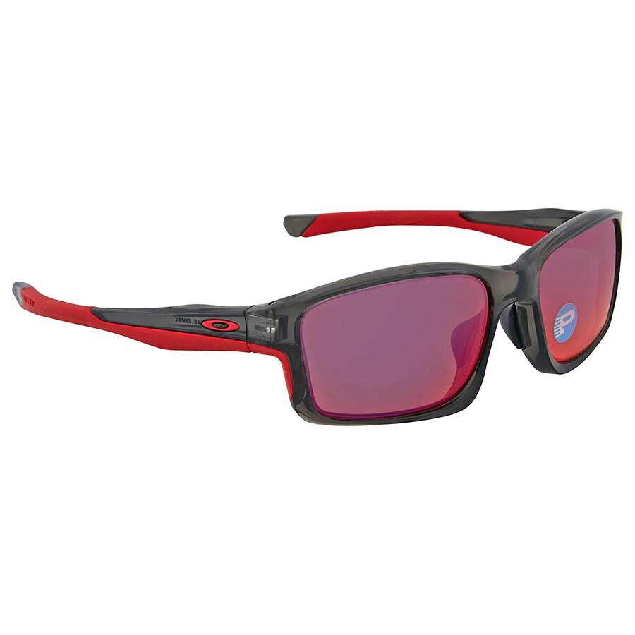 7c1d76bd0831d discount oakley chainlink sunglasses matte black grey polar 4c6f3 74707   reduced oakley chainlink asia fit red iridium sunglasses 4a33f 46b95