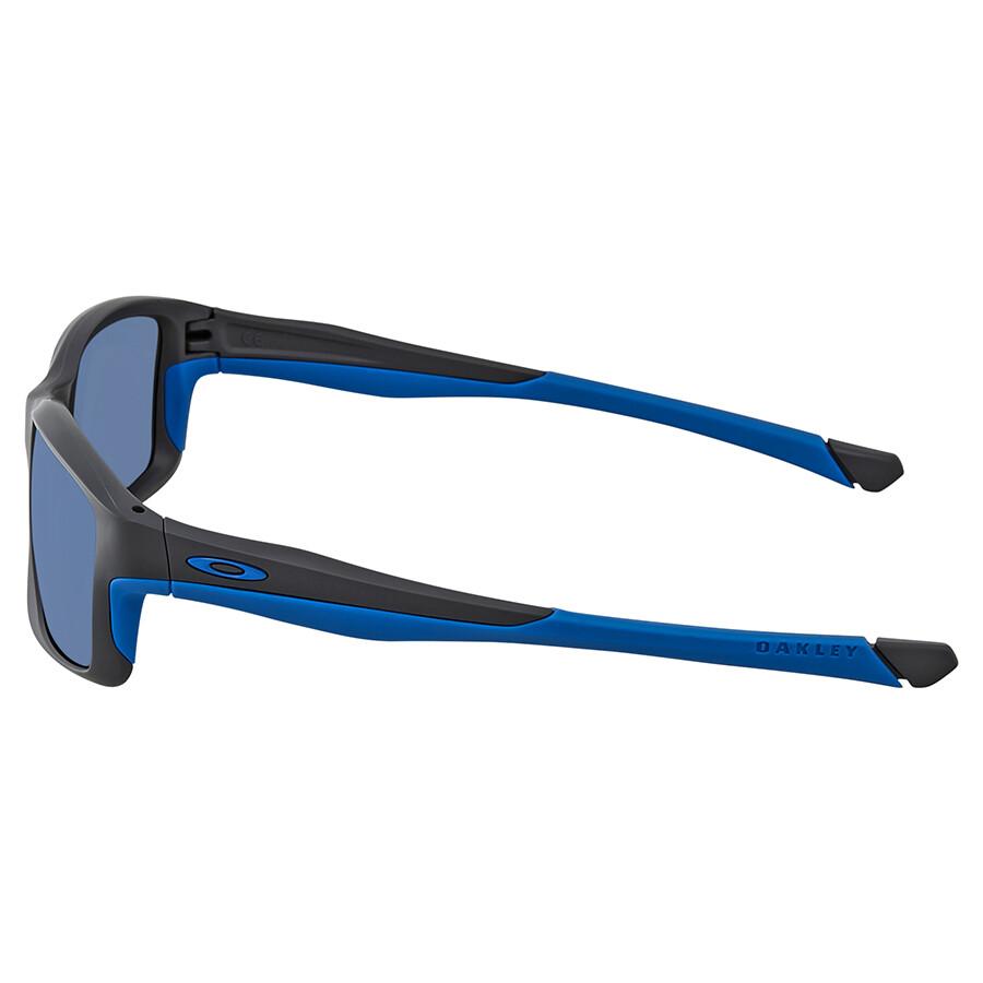 1f197fbf5c30f ... real oakley chainlink ice iridium rectangular mens sunglasses oo9247  924705 57 498da adbf8