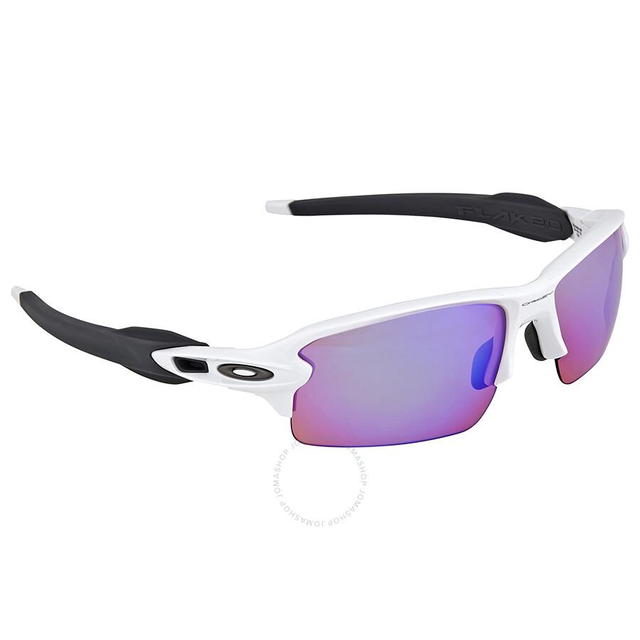 Oakley Sport-Sonnenbrille Flak 2.0 , UV 400, schwarz