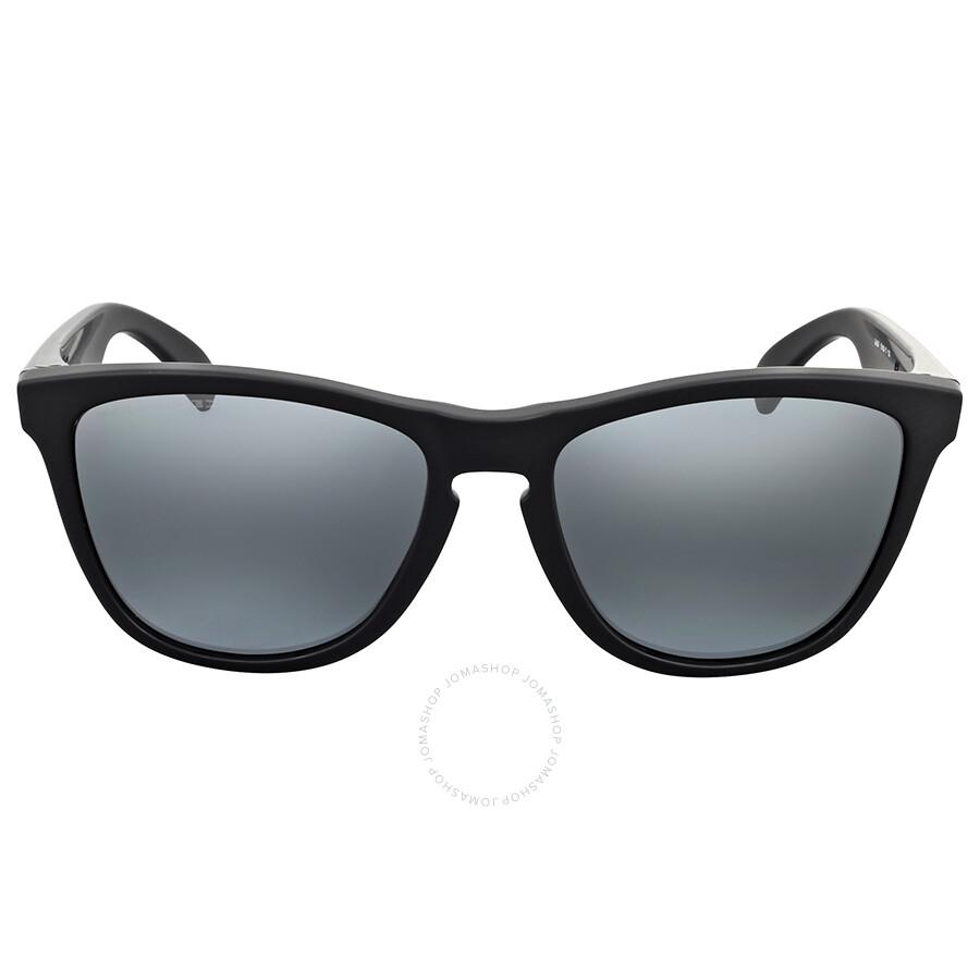877b6148af ... ireland oakley frogskins polarized black iridium sunglasses e1344 ab98c  ...