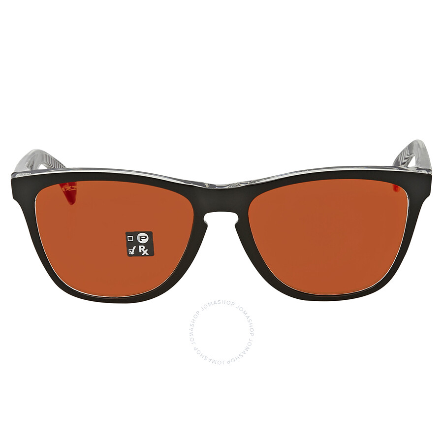 3544eb77d437f ... coupon for oakley frogskins prizm ruby rectangular mens sunglasses  oo9013 9013d5 55 bf431 5e706