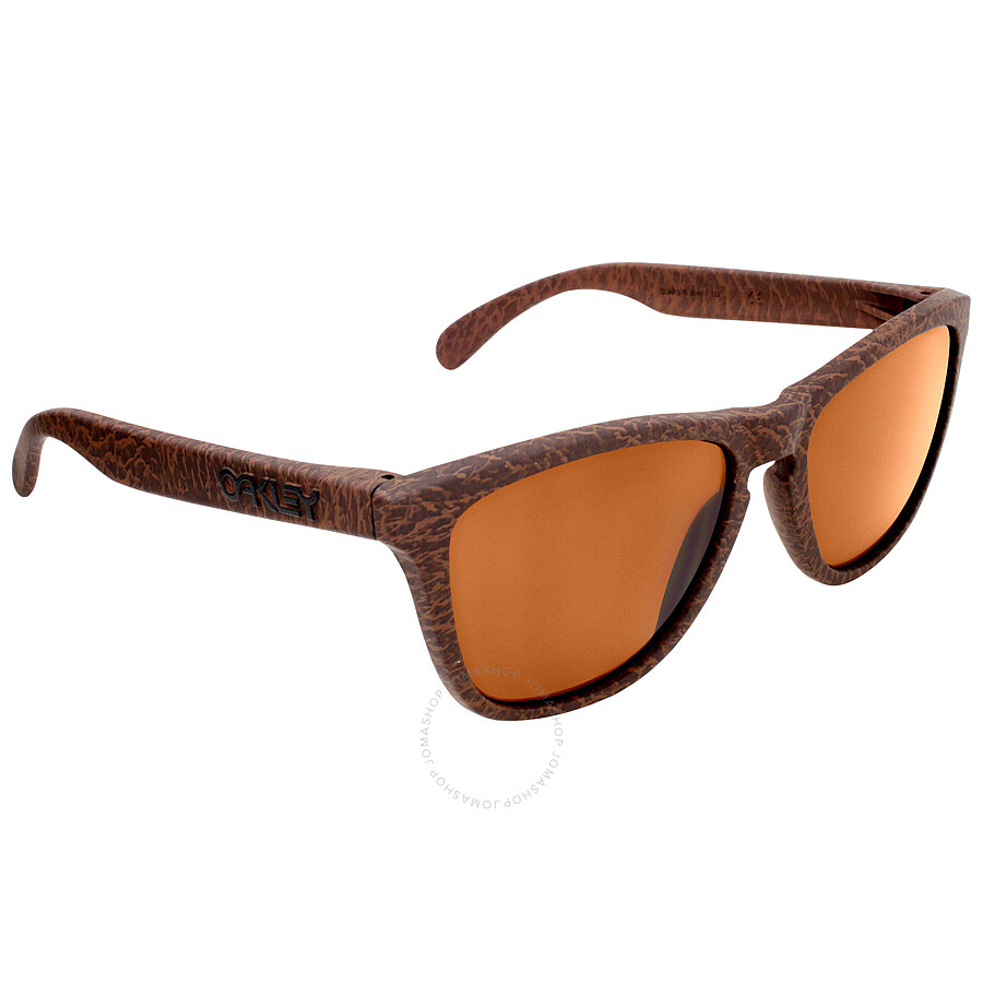 ... Oakley Frogskins Sunglasses - Tobacco/Dark Bronze ...