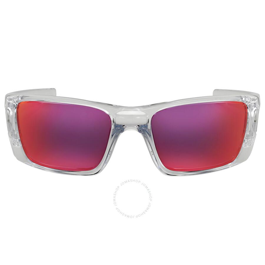 f57fb39744753 ... usa oakley fuel cell torch iridium clear sunglasses 73a27 57797