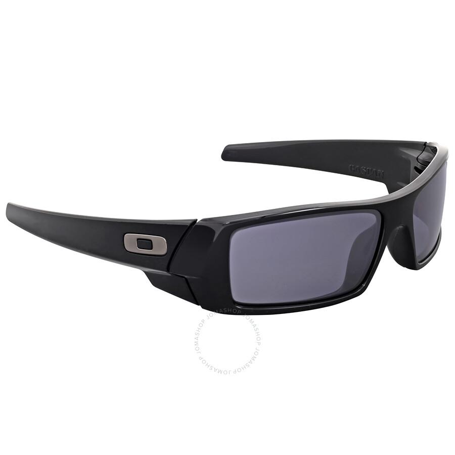 Oakley Gascan Polished Black Sunglasses - Oakley ...