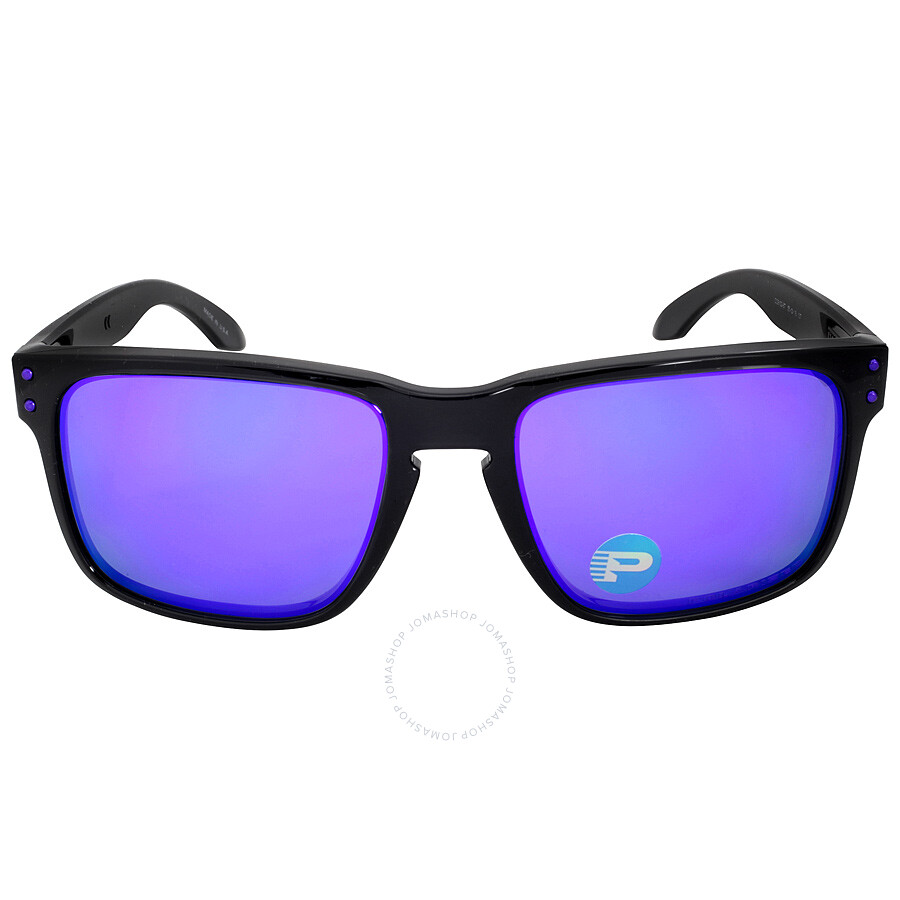 eba9e90dd8 ... official oakley holbrook sunglasses black ink purple polarized 4c81c  b16a3
