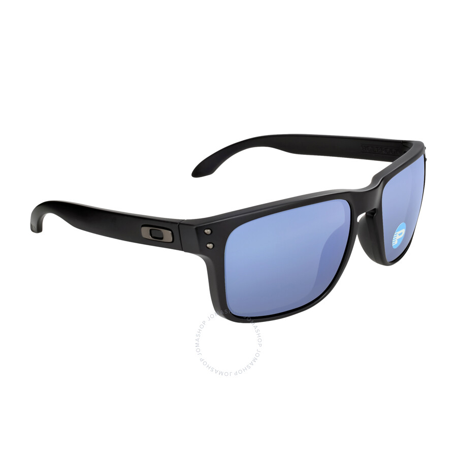 Oo9102 Holbrook 910252 Matte Black Ice Iridium Polarized 55/18 137 H1RbaTgF