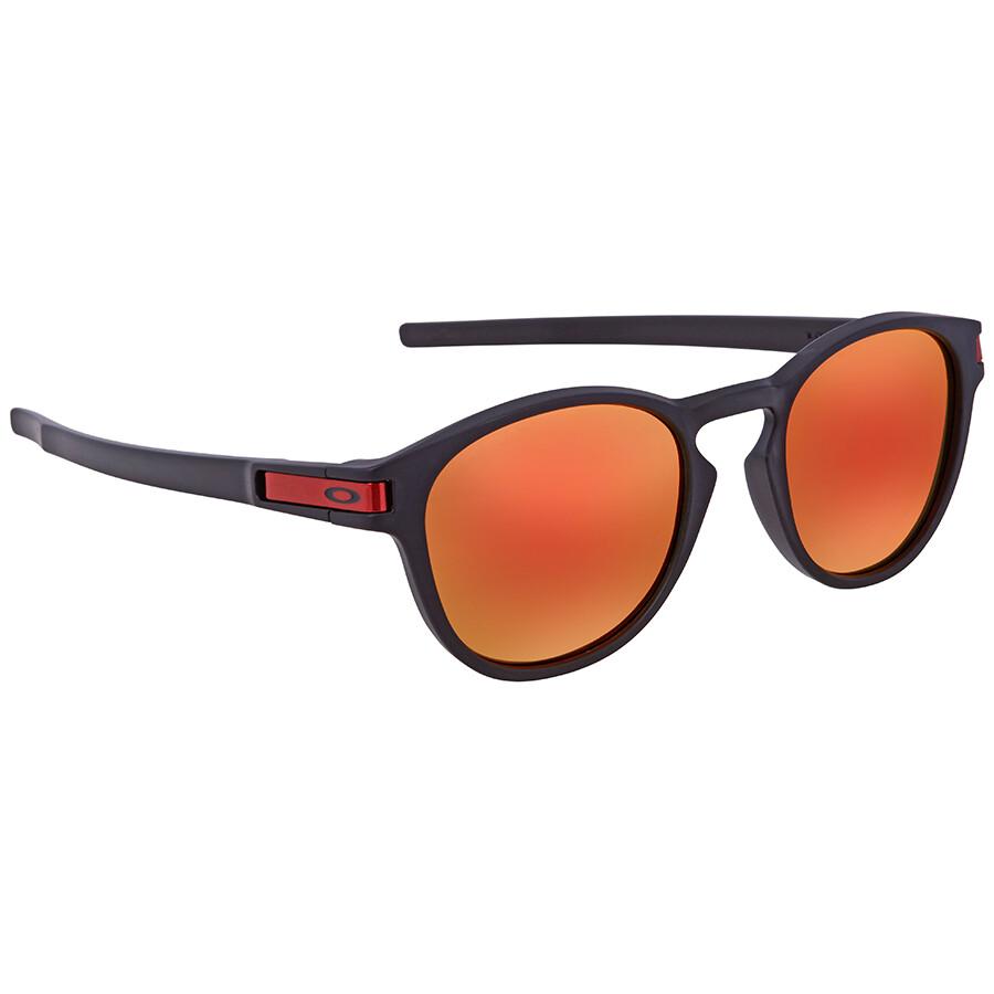 7d08bdc813 ... sweden oakley latch prizm ruby round sunglasses oo9265 926529 53 54da7  4e084