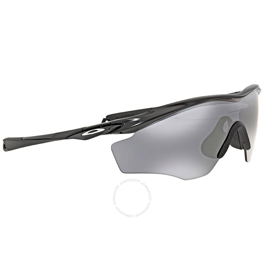 Oakley M2 Frame XL Black Iridium Men\'s Sunglasses OO9343-934304-45 ...