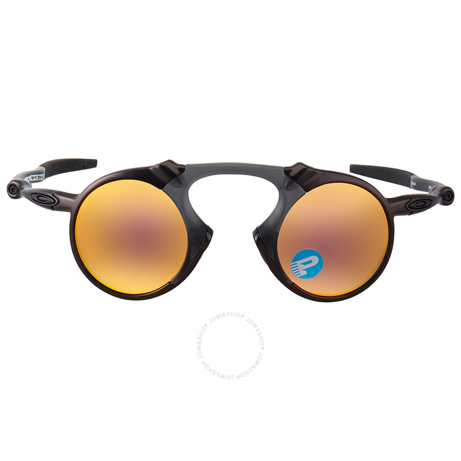 Oakley Madman Polarized Ruby Iridium Sunglasses - Oakley ...