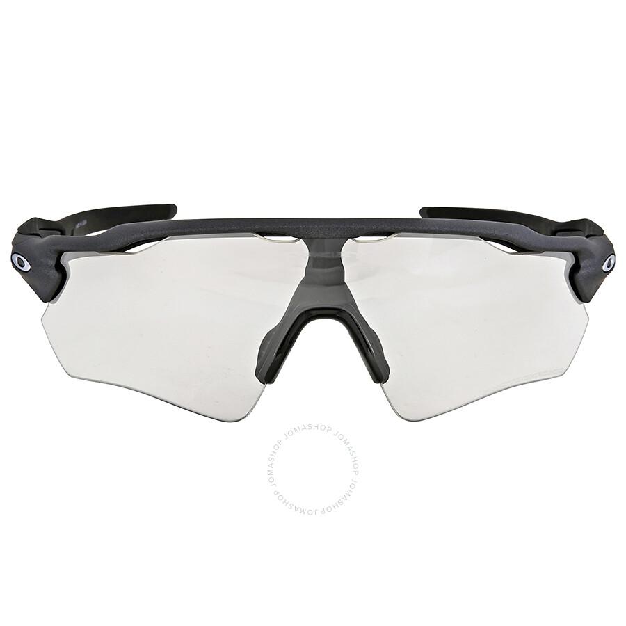 Oakley Radar EV Path Clear Black Photochromic Iridium Sunglasses ...