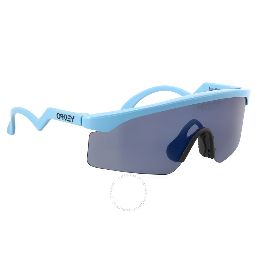 43896778a87 ... store oakley razor blades ice iridium blue mens sunglasses oak oo9140  914016 31 dfbb7 35872