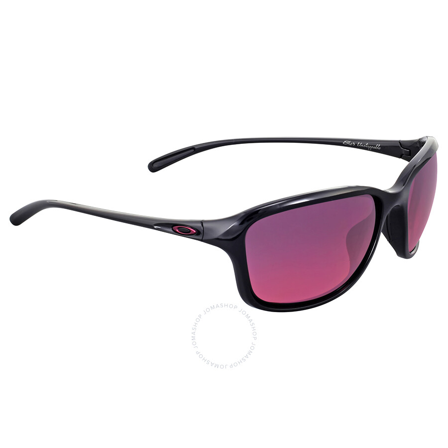 oakley she s unstoppable polarized rose gradient sunglasses oakley