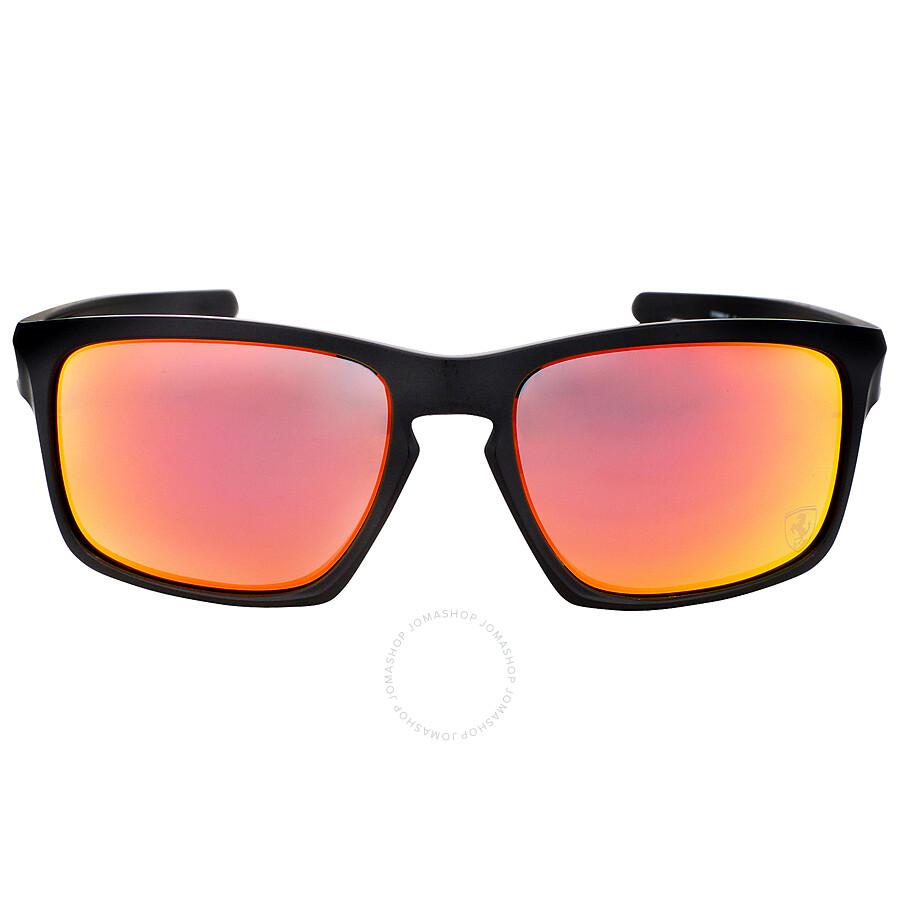 cb088082be ... spain oakley sliver asia fit sport matte black ruby iridium sunglasses  oo9269 926907 57 ea2b3 34932