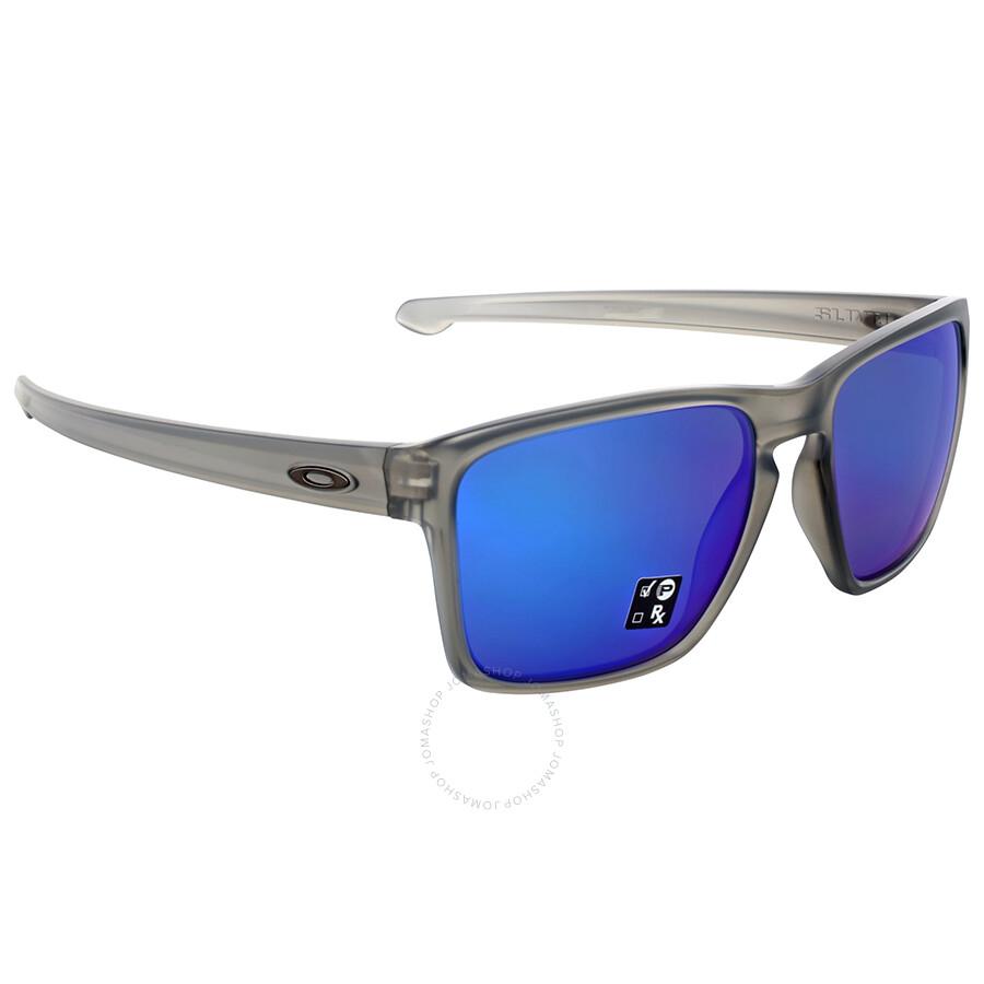 Oakley Sonnenbrille Sliver XL, UV 400, schwarz