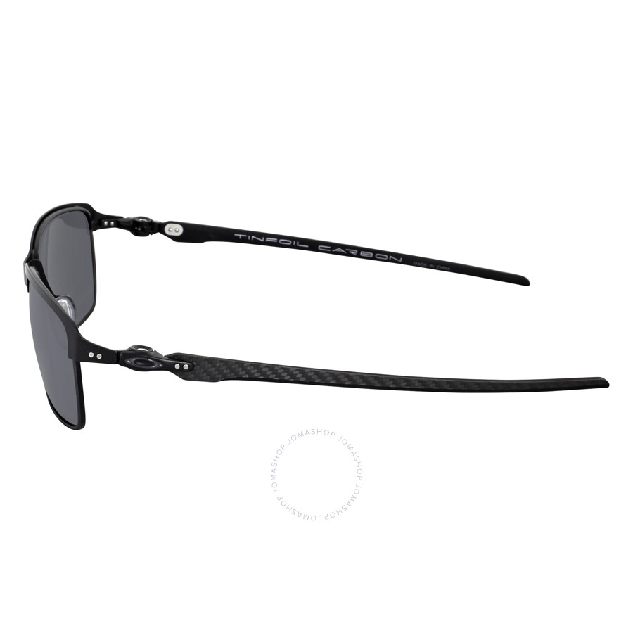 ebe43625e7 ... netherlands oakley tinfoil carbon sunglasses satin black mirror  polarized 19bb3 217cd