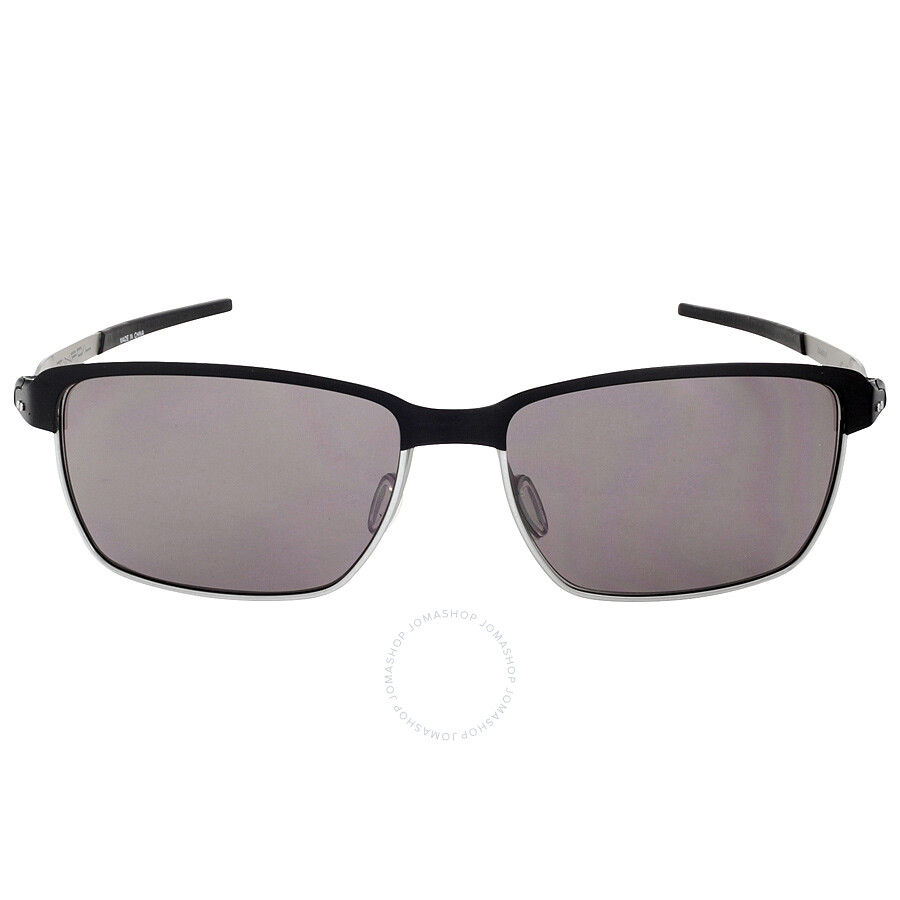 Oakley Tinfoil Wire Frame Sunglasses - Matte Black/Silver - Oakley ...