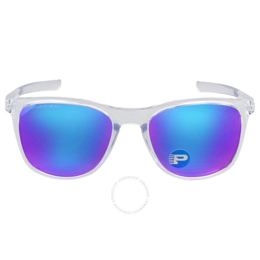 Oakley Trillbe X Sapphire Iridium Polarized Sonnenbrille Klar cBgzhbFMo1