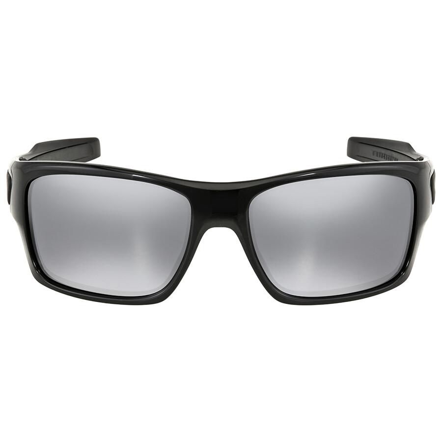 97a875975e Oakley Polarised Ice Pick Sunglasses (jet Black Black Iridium) « One ...