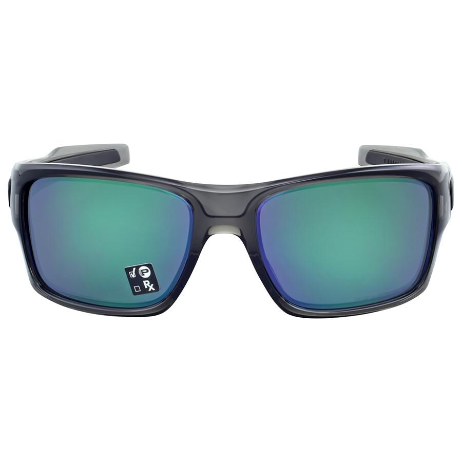 155cd9ef03b UPC 888392076243. Oakley Men s Turbine OO9263-09 Polarized Iridium  Rectangular Sunglasses ...