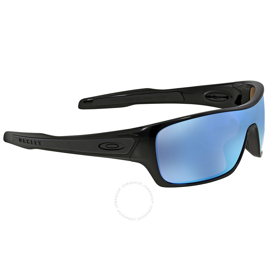 4ca9f21c05 Oakley Turbine Rotor Polarized Prizm Deep Water Sunglasses .