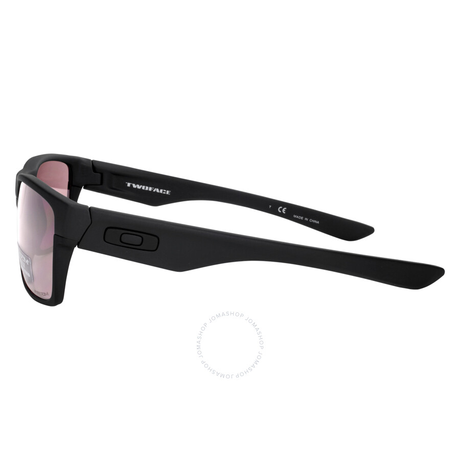 763d4998c3 ... inexpensive oakley twoface sunglasses matte black prizm polarized 22731  94316