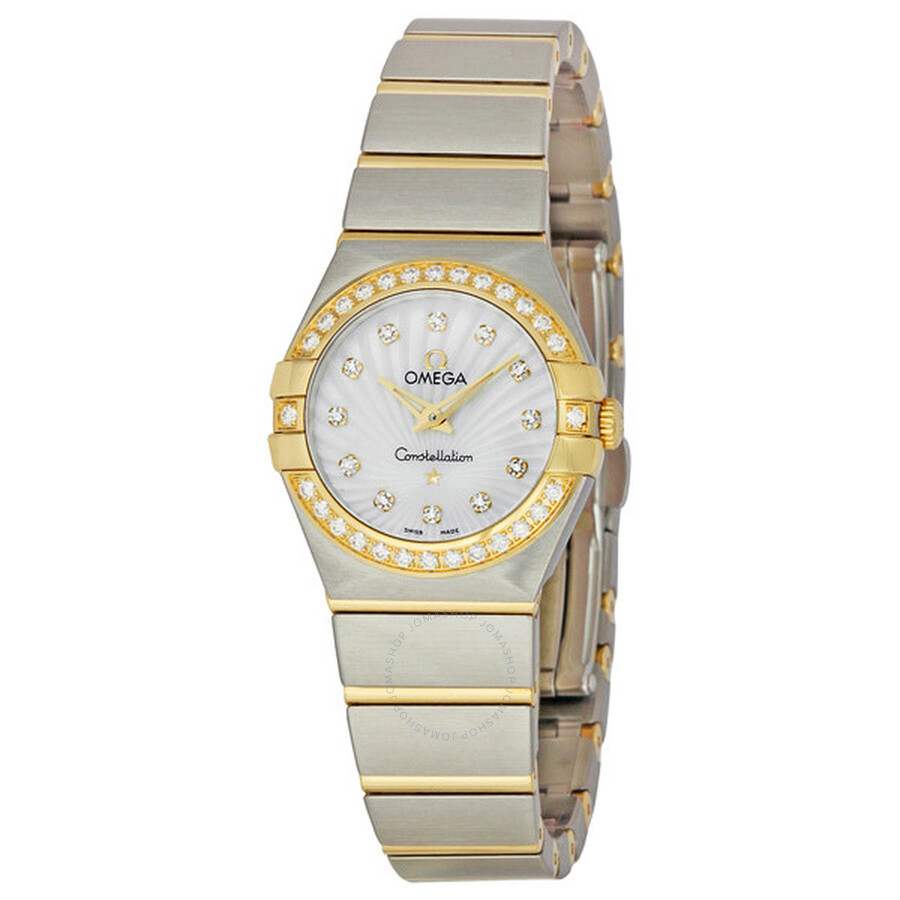 Omega Constellation 09 Ladies Watch 123.25.24.60.55.004