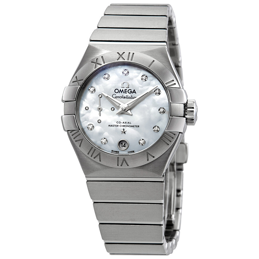 Omega Constellation Automatic Ladies Watch 127.10.27.20.55.001