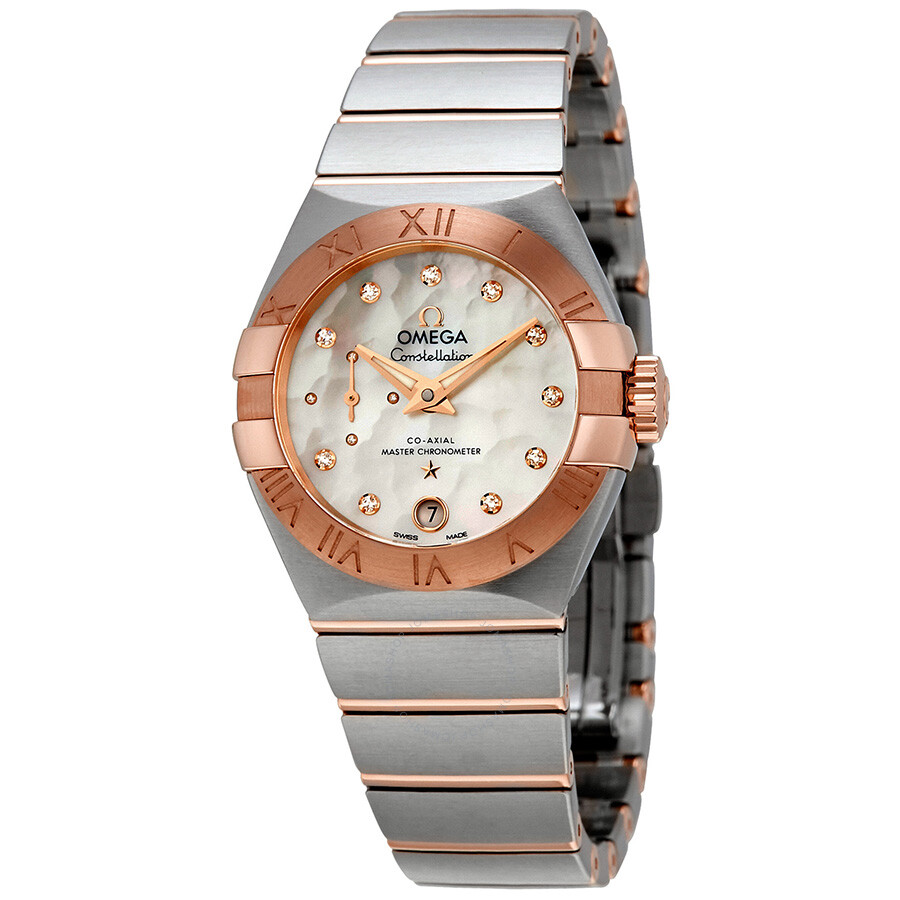 Omega Constellation Automatic Ladies Watch 127.20.27.20.55.001