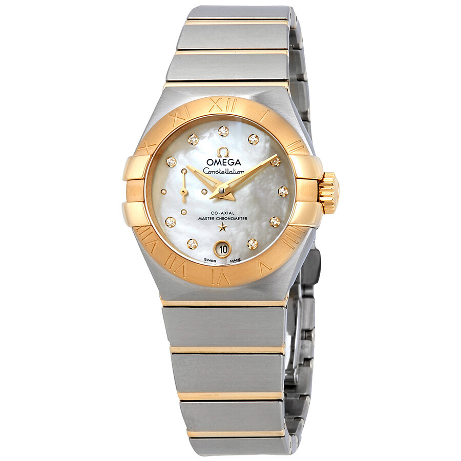 Omega Constellation Automatic Ladies Watch 127.20.27.20.55.002