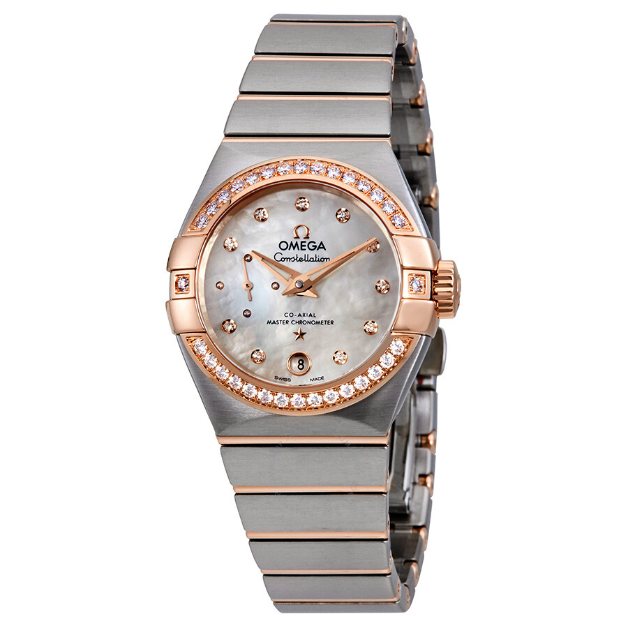 Omega Constellation Automatic Ladies Watch 127.25.27.20.55.001