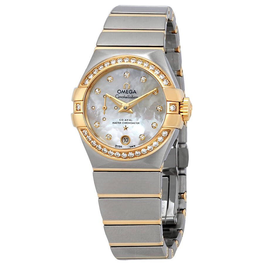 Omega Constellation Automatic Ladies Watch 127.25.27.20.55.002
