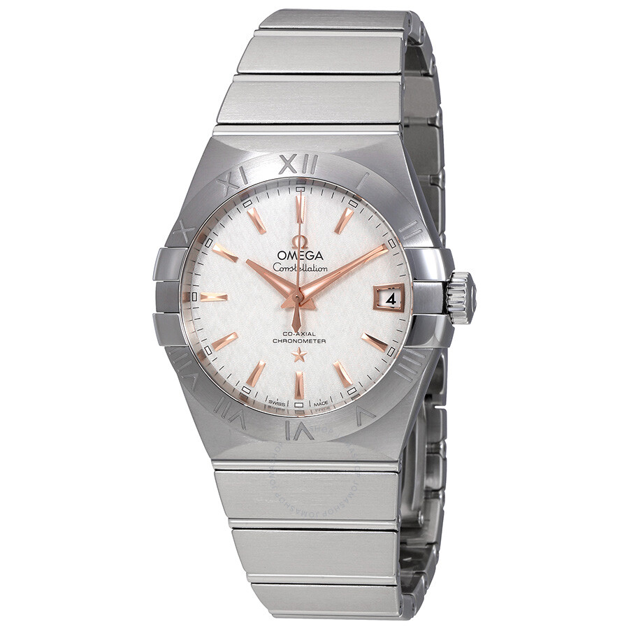 Omega Constellation Automatic Mens Watch 123.10.38.21.02.002