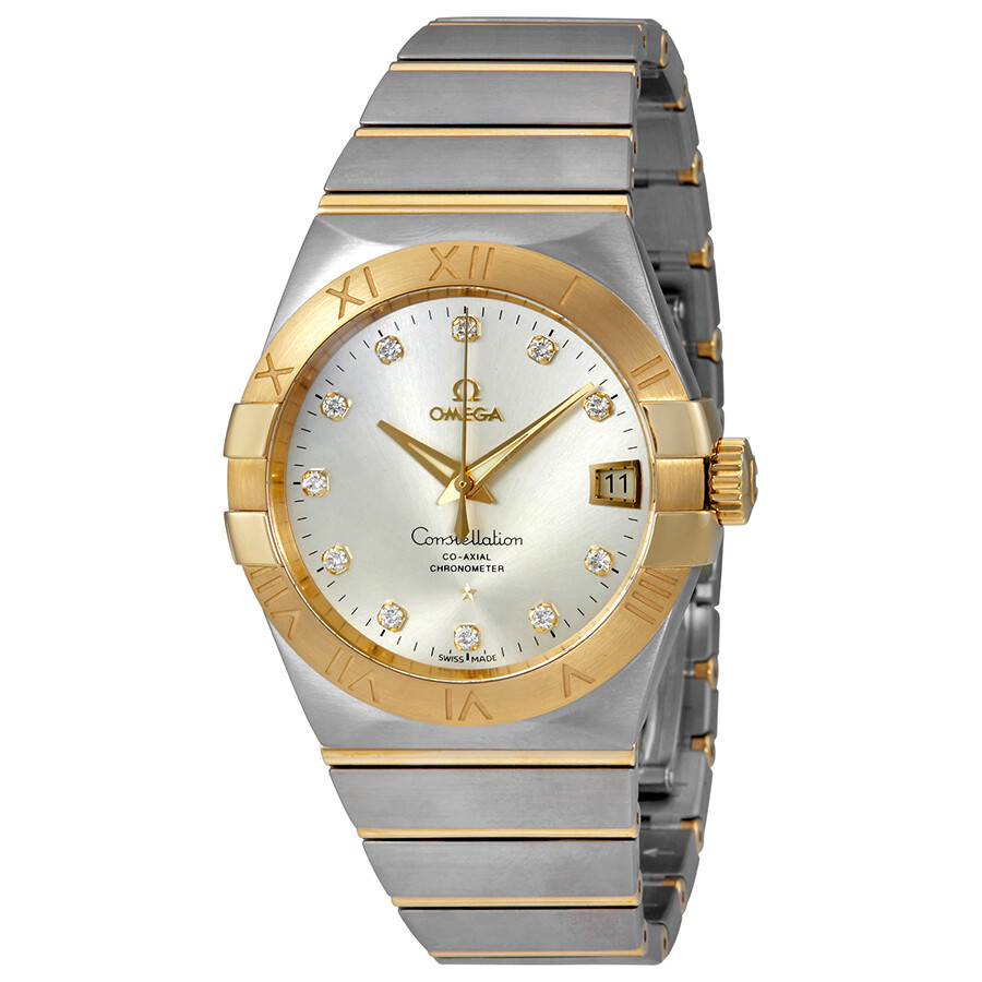 rolex watch ladies automatic bi datejust metal dial diamond products dot