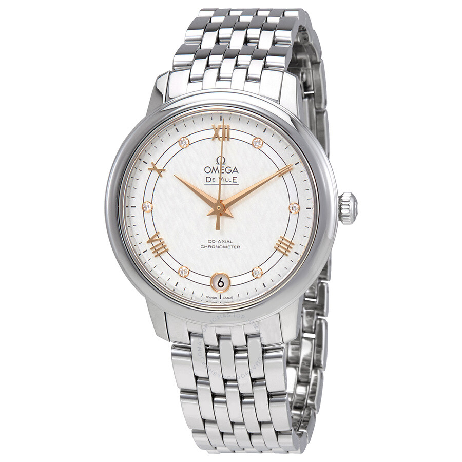 Omega De Ville Prestige Automatic Ladies Watch 424.10.33.20.52.001