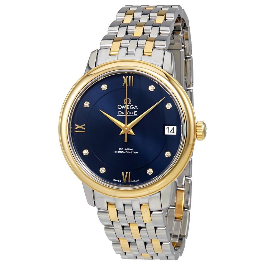 Omega De Ville Prestige Automatic Ladies Watch 424.20.33.20.53.002