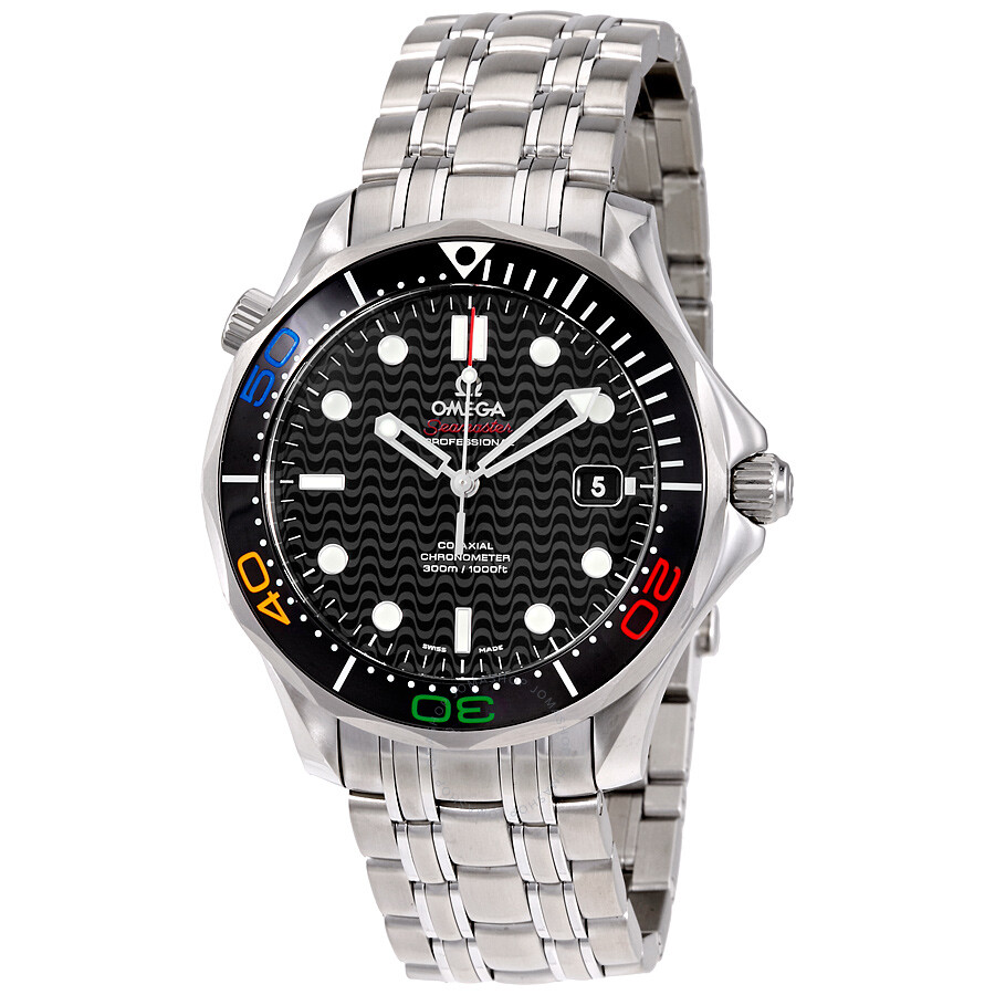 Omega Olympic Collection Rio 2016 Limited Edition Men's ...