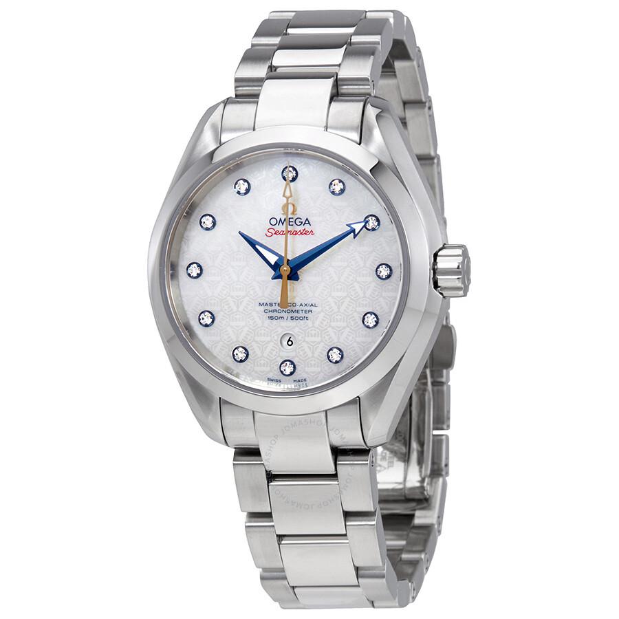 Omega Seamaster Aqua Terra Ryder Cup Automatic Ladies Watch 231.10.34.20.55...
