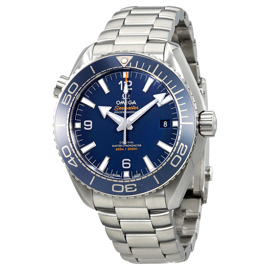pre s seamaster product second hand mens gents gmt stainless watches planet men omega steel owned ocean details watch