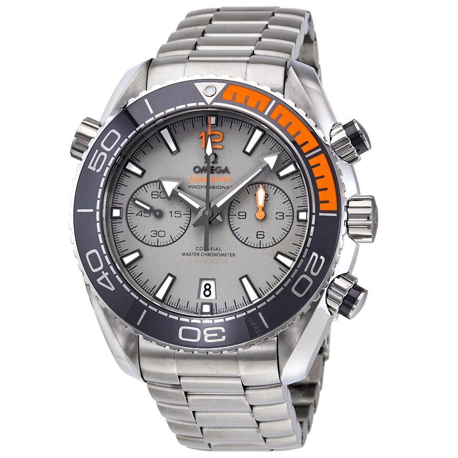 Omega Seamaster Planet Ocean Chronograph Automatic Mens Watch 215.90.46.51.9..