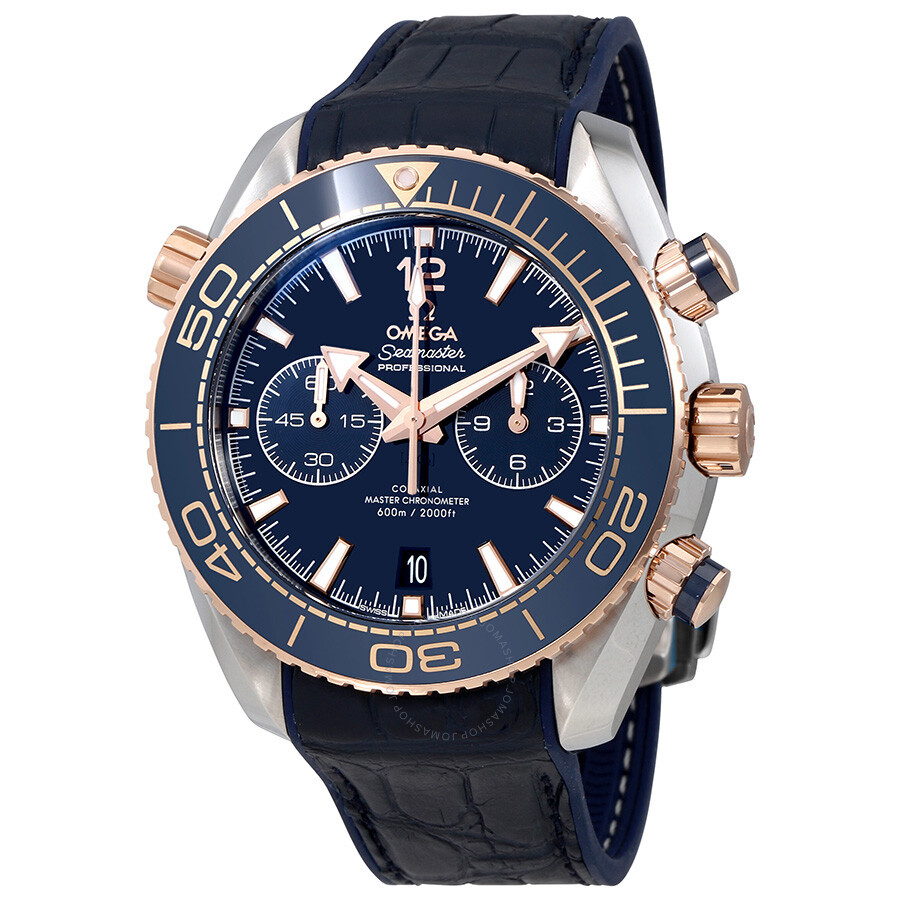 Omega Seamaster Planet Ocean Chronograph Automatic Mens Watch 215.23.46.51.0..