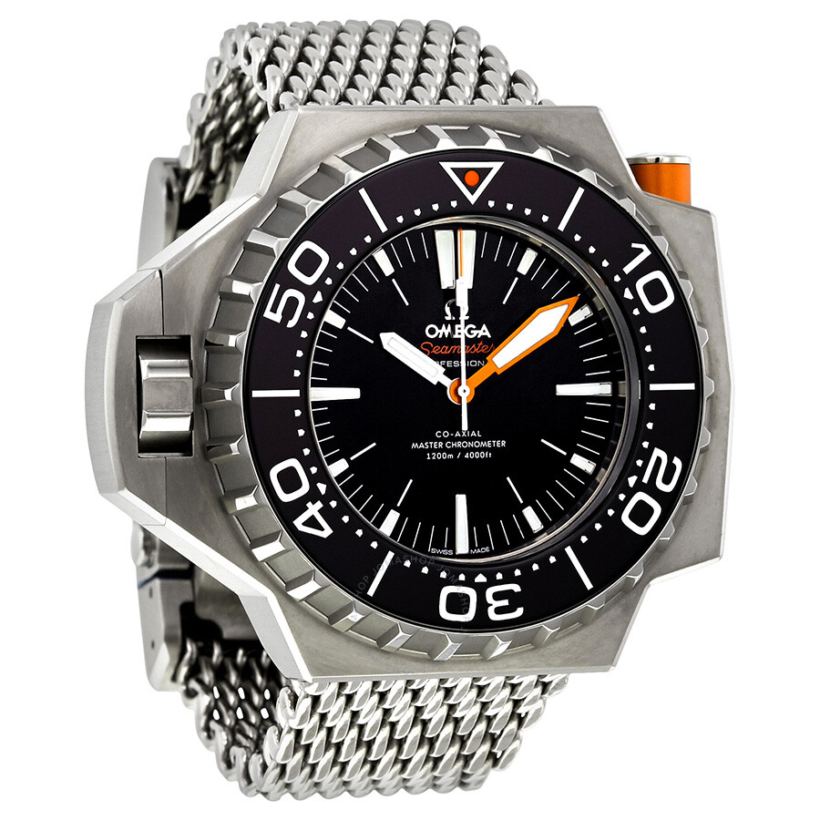Omega Seamaster Ploprof Automatic Mens Watch 227.90.55.21.01.001