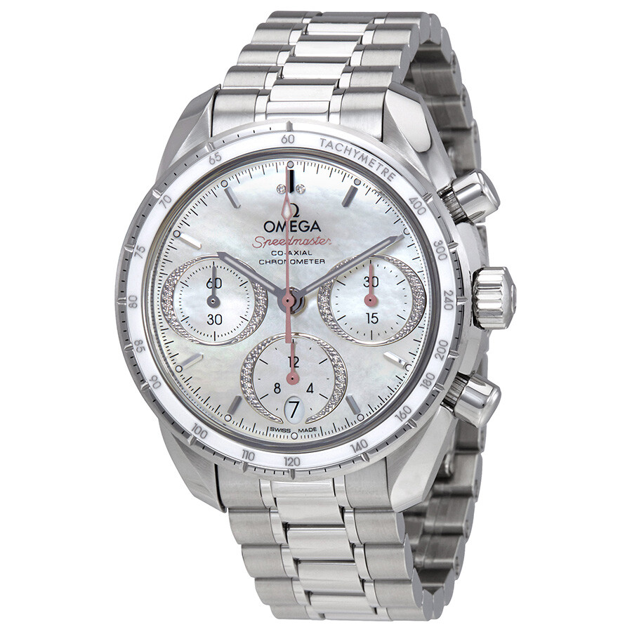Omega speedmaster chronograph automatic men 39 s watch speedmaster omega for Omega watch speedmaster