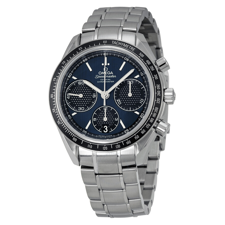 dial blue speedmaster copy watches omega pro seamaster