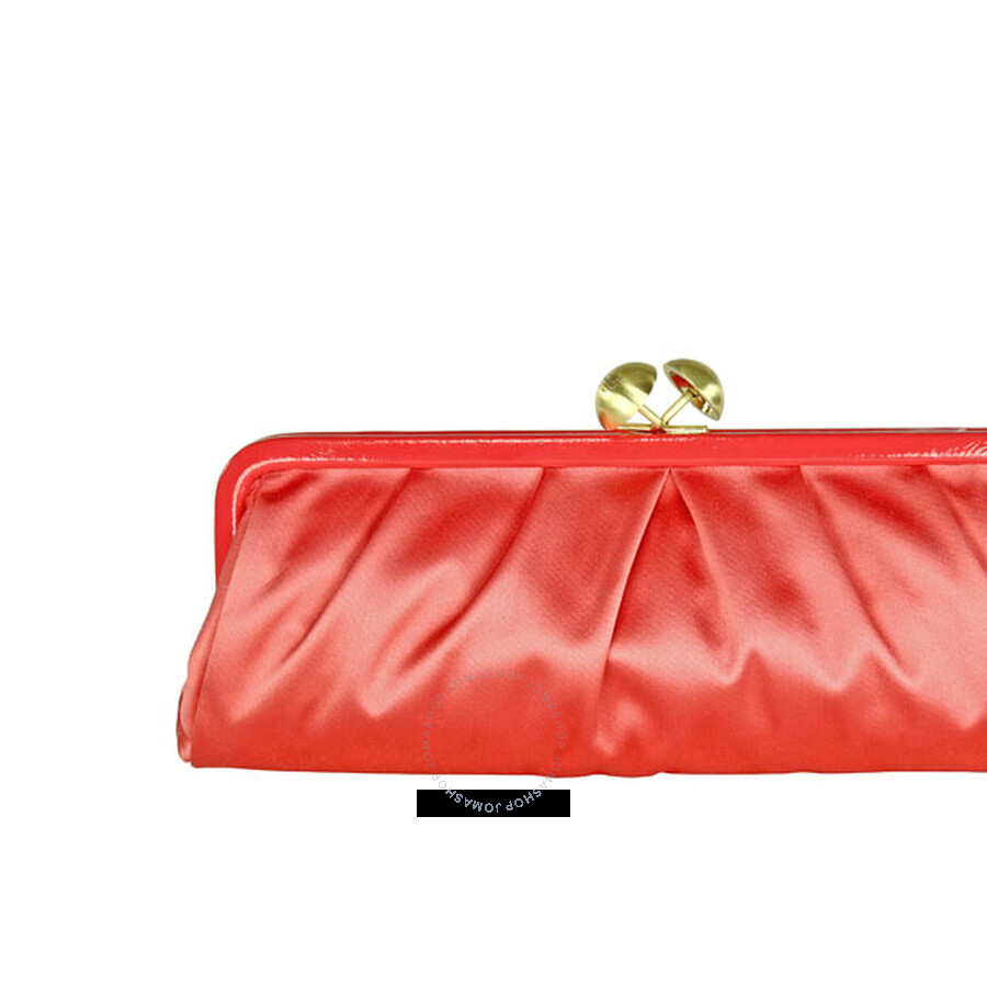 Open Box - Coach Rose Satin Clutch 13598B4CO at Jomashop.com & JomaDeals.com