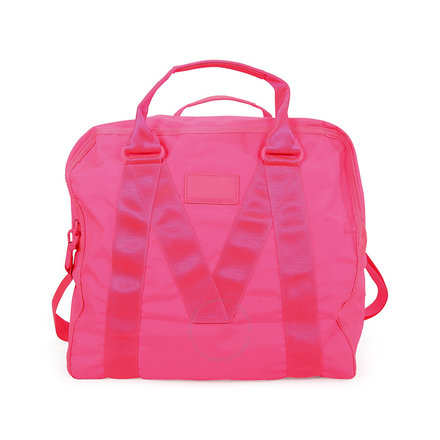 Open Box - Marc by Marc Jacobs Standard Supply Aviator Bag in Fuchsia