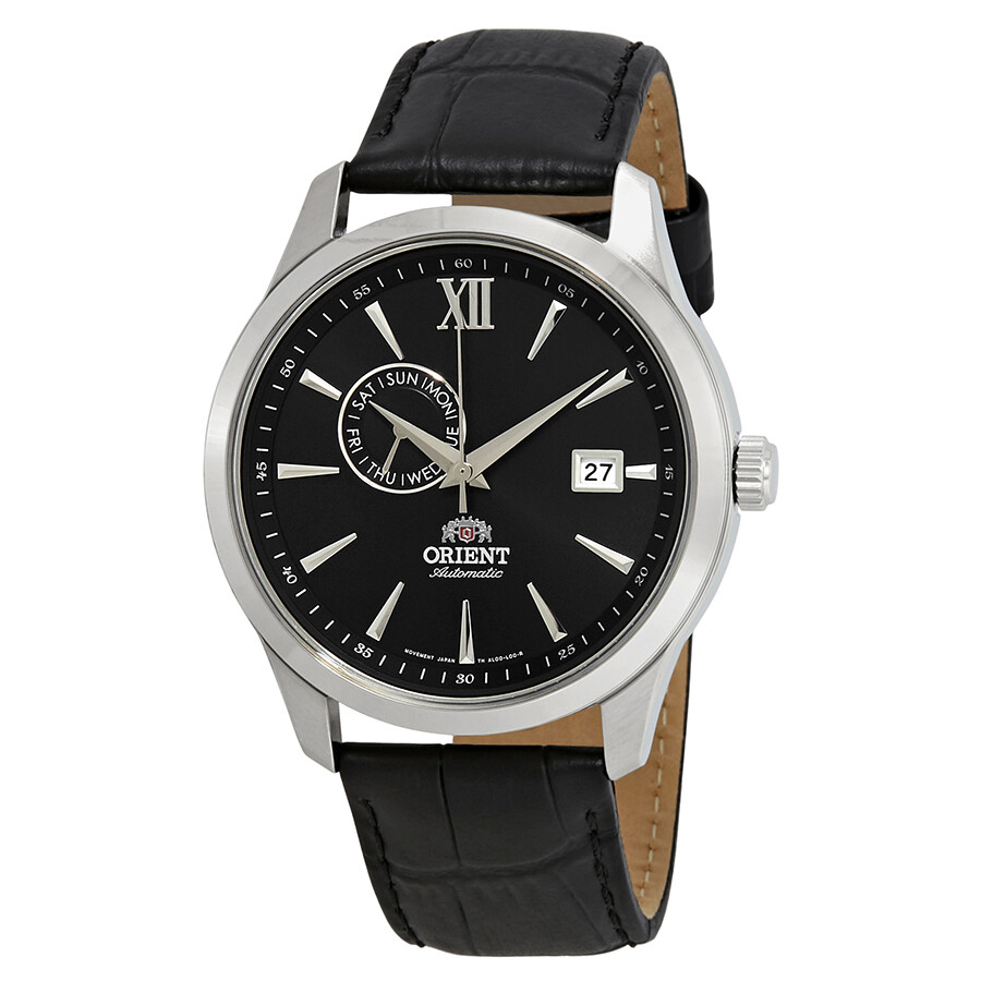 Orient Classic Automatic Black Dial Mens Watch FAL00005B0